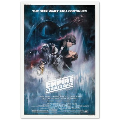 The Empire Strikes Back (Style A)