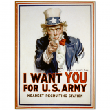 I WANT YOU FOR U.S.ARMY